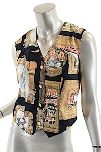 Moschino Jeans Vintage Vest