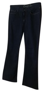 Chip and Pepper Straight Leg Jeans-Dark Rinse