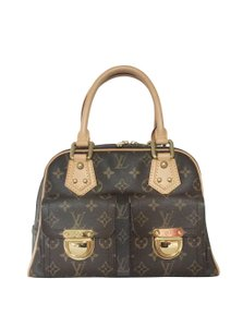 Louis Vuitton Lv Lv Satchel in Monogram