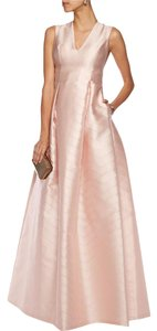 Alexis Gown Crepe Gown Dress