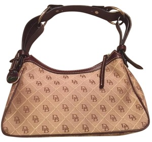 Dooney & Bourke Logo Hobo Bag