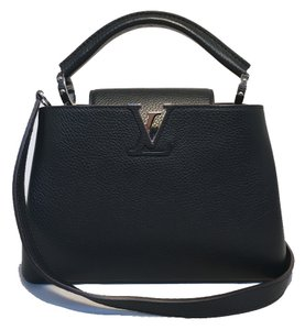 Louis Vuitton Capucines Bb Shoulder Bag