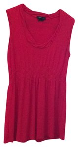 BCBGMAXAZRIA Top Ruby red