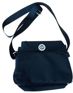 Baggallini Nylon Travel Cross Body Bag