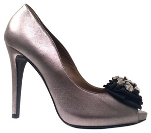 Bruno Magli Gray Pumps