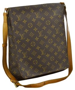 Louis Vuitton Musette Long Strap Cross Body Bag