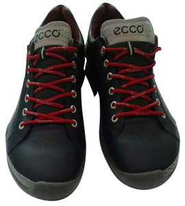 Ecco Brand New Black, grey, red Athletic