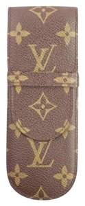 Louis Vuitton Monogram Pen Case 20LVA909 LVAV180