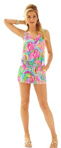 Lilly Pulitzer Pulizer Romper Dress