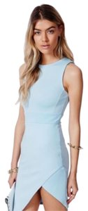 Missguided Asymmetrical Bodycon Dress