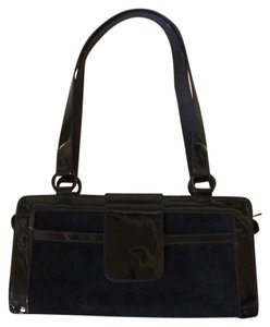 Stuart Weitzman Party Date Night Office Satchel in Black