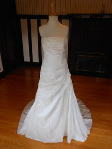 Ivory Destination Wedding Dress Size 4 (S)