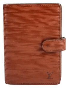 Louis Vuitton Brown Epi Agenda 21LVA909