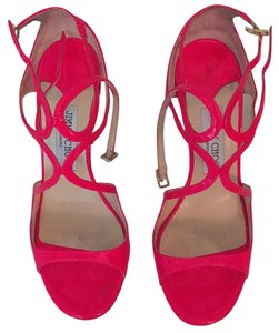 Jimmy Choo Pink Formal