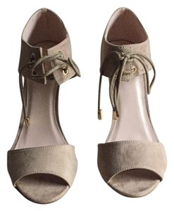 Alexis Harrison Taupe Formal