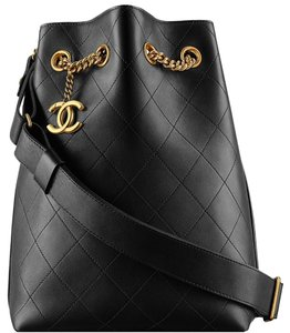 Chanel drawstring bag Cross Body Bag