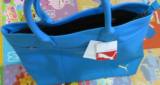 Puma Tote in Blue Image 1