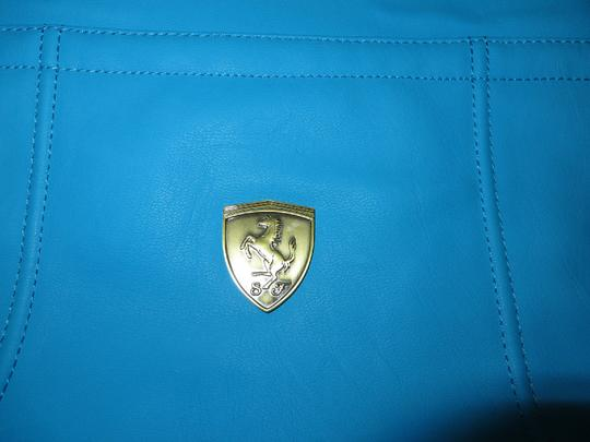 Puma Tote in Blue Image 4