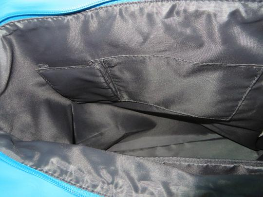Puma Tote in Blue Image 8