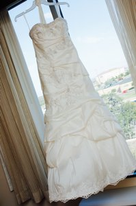 Alfred Angelo Disney Mermaid Wedding Dress