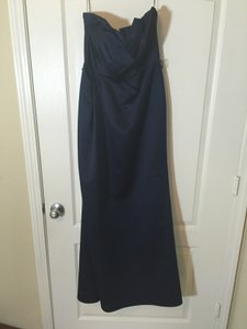 Vera Wang Navy Vw360059 Dress