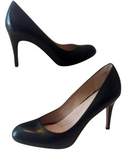 Lands' End Black Pumps