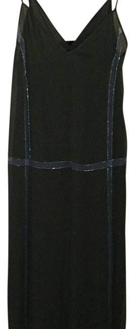 Item - Chemise Casual Long Cocktail Dress Size 6 (S)