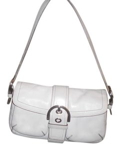 Coach Leather Soho Hobo Bag