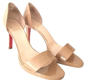 Christian Louboutin Nude neutral Formal