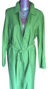 Dana Buchman Kelly Green Jacket