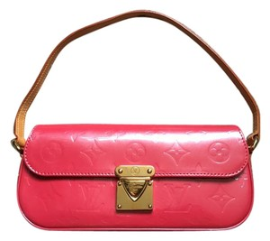 Louis Vuitton Patent Monogram Glossy Shoulder Bag