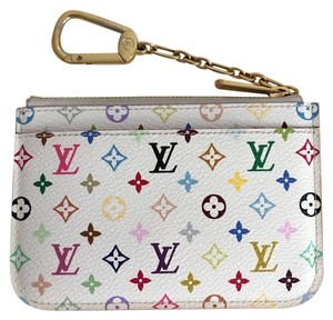 Louis Vuitton Multicolor Key Cles Holder