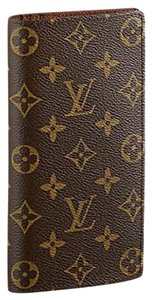 Louis Vuitton France Monogram Classic Vintage Long Wallet