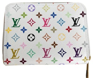 Louis Vuitton Multicolor Zippy Coin Purse