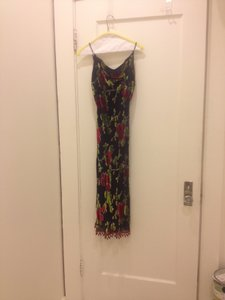 Betsey Johnson Vintage Beaded Slip Dress