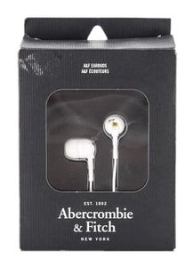 Abercrombie & Fitch * Abercrombie & Fitch Earbuds