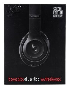 Beats By Dre * Beats by Dr Dre Studio Wireless Bluetooth Over Ear Headphones SE