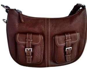 Prada Vintage Satchel in Brown