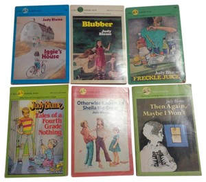 Judy Blume Set of 6
