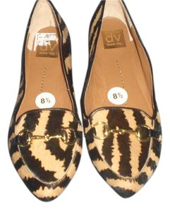 Dolce Vita Black/brown Flats