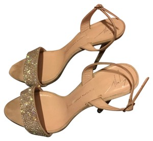 Giuseppe Zanotti Light Tan Sandals