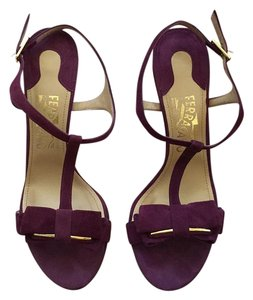Salvatore Ferragamo Purple Formal