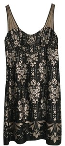 Nanette Lepore Cleopatra Beaded Slip Dress
