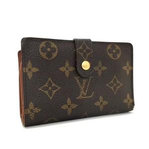 Louis Vuitton Louis Vuitton Monogram Porte Monnaie Billets Viennois Bifold Wallet
