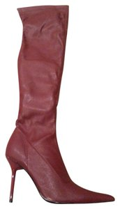 Spicy Footwear Burgundy Boots