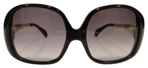 Wildfox WildFox LIZ Sunglasses Black / Gradient Lenses Authentic New