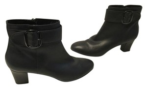 Aquatalia by Marvin K. Italian 11 M Dark gray super soft leather ankle Boots