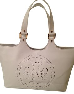 Tory Burch Designer Tote in White