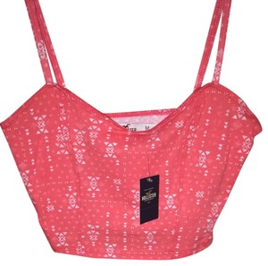 Hollister Top Coral