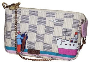 Louis Vuitton #lv Mini Pochette #lv Limited Edition #lv Transatlantic Clutch